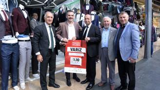 Payitaht Çarşı üye iş yerlerinden enflasyonla mücadeleye destek