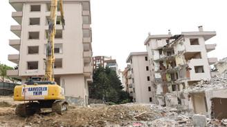 Bursalı müteahhitler, kentsel dönüşüm için çözüm arıyor