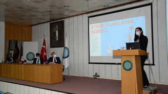 Bursa Uludağ Üniversitesi'nin stratejik geleceği şekilleniyor