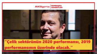 Uğur Dalbeler: Türkiye, dünya çelik sektöründe söz sahibi bir ülkedir