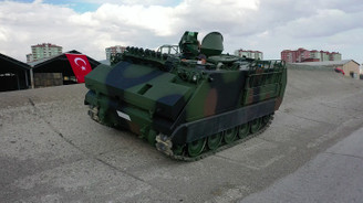 MKEK'ten insansız, hibrit zırhlı muharebe aracı