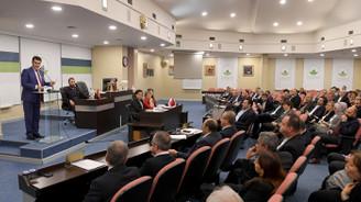 Osmangazi'nin 2019 yılı bütçesi belli oldu