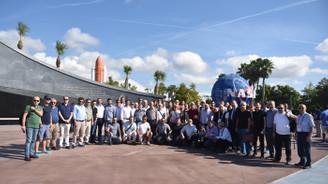 Bursalı firmalar uzay ve havacılığı merkezinde inceledi