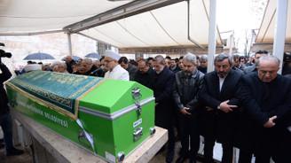 Hacı Ömer Burkay, son yolculuğuna uğurlandı