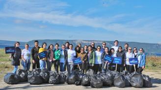 Limak Enerji, Çanakkale Kepez sahilini temizledi