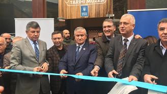 Bursa Sağlık Müzesine yeni bölüm