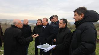 BTB üyeleri Badırga'da incelemelerde bulundu