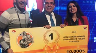 Bursalı öğrencilere Türkiye birinciliği