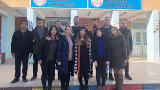 """""""Mutluluk Kumbarası Dilek Ağacı"""" Gaziantep'te"""