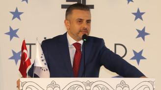 Yeni başkan Şerbetçioğlu oldu