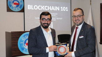 """""""Blockchain teknolojisi, yaşamın her alanına giriyor"""""""