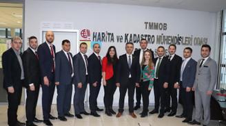 HKMO Bursa'nın yeni başkanı Başar Bulut