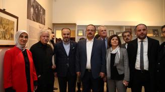 Kent Müzesi'nin yeni binası iki önemli sergiyle açıldı