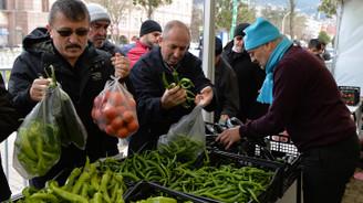 Bursa'da tanzim satışlar başladı