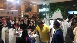 Bursa standı Arapların ilgisini çekti