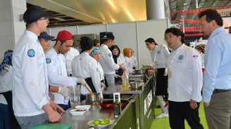 TURFOOD 3. Gıda Fuarı 2-4 Nisan'da Bursa'da