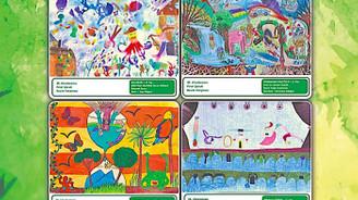 39. Uluslararası Pınar Çocuk Resim Yarışması başlıyor