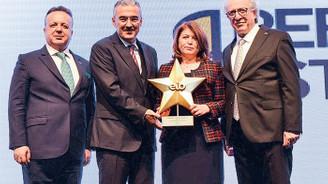 Egeli 'ihracatın yıldızları'na ödül