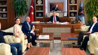 Antalya OSB Teknokenti 2021'de açılacak