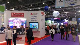 Eğitimciler Londra'da Eğitim Teknolojilerini inceledi