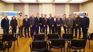 RUMELİSİAD üyelerine patent eğitimi
