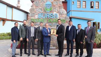 GESİAD ve BTB Bursa için işbirliği yapacak