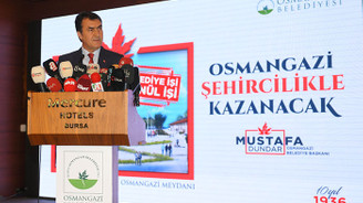 Osmangazi Meydanı Projesi Bursa kamuoyuna tanıtıldı