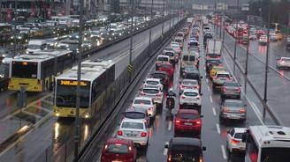 İstanbul'da 'koronavirüs' trafiği