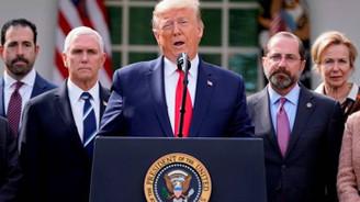 ABD'de 'ulusal acil durum' ilan edildi