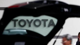 Toyota üretime iki hafta ara veriyor