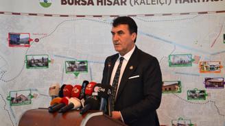 Bursa'nın ilk yerleşim yerlerinden