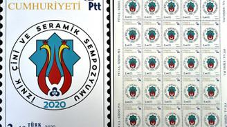 PTT'den İznik'e özel pul