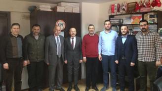Osman Kalafat, PERDER'de başkanlığı sürdürecek