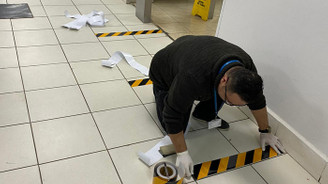 Bursa Uludağ Üniversitesi'nde virüs önlemleri alındı