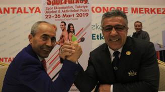 Spor Turkey Fuarı ile başarılı sporcular Antalya'da buluşacak