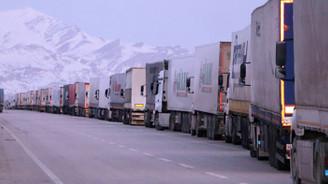 """Sınır kapandı, ticaret """"tampon bölge""""den"""