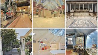 Yüzlerce müze, internette ziyaretçilerini bekliyor