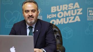 Bursa'da bir ayda 130 bin aileye ulaşılacak