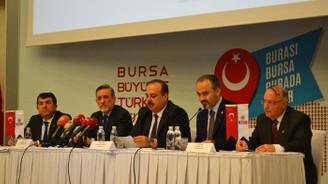 İş dünyası 'Burası Bursa, Burada İş Var' dedi