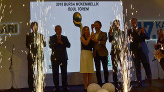 2018 Bursa Mükemmellik Başarı Ödülü Erdem Kaya Patent'in
