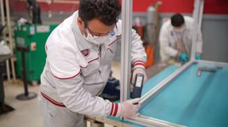 Tofaş, Nisan sonuna kadar 50 bin siperlikli maske ile 1.300 kabin üretecek