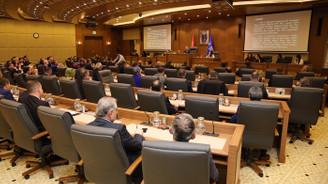 Bursa Büyükşehir'in 2018 faaliyet raporu onaylandı