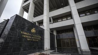 Merkez Bankası brüt döviz rezervi 1,1 milyar dolar azaldı