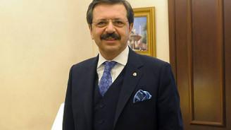 TOBB Başkanı Hisarcıklıoğlu: Milli egemenliğe ve üretime dayalı modelle büyüyeceğiz