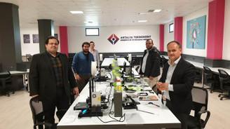 Antalya Teknokent solunum cihazı çoklayıcısı üretti