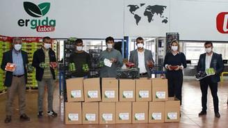 Antalya Büyükşehir, yardım paketi ürünlerini üreticilerden alacak