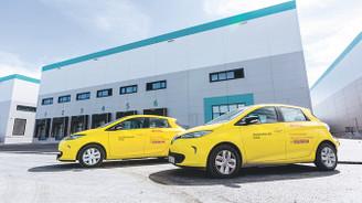 DHL Global Forwarding, kargo terminalinde ofis ve depo kurdu