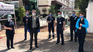 Osmanlı Kahvecisi'nden sağlık çalışanlarına soğuk kahve desteği