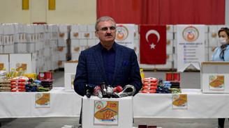 Antalya Valisi Karaloğlu, yardım çağrısında bulundu