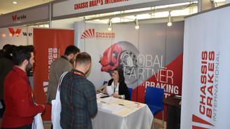 Chassis Brakes International, Kariyer Fuarı'nda öğrencilerle buluştu